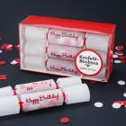 Konfetti-Bonbons zum 18. Geburtstag 6tlg.