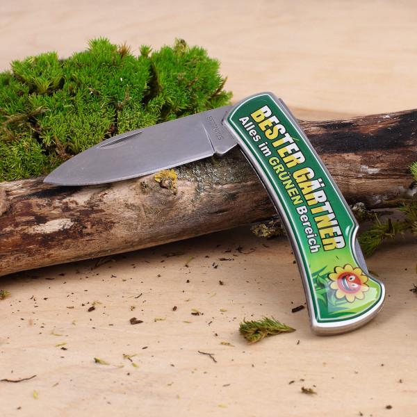 Taschenmesser für den besten Gärtner