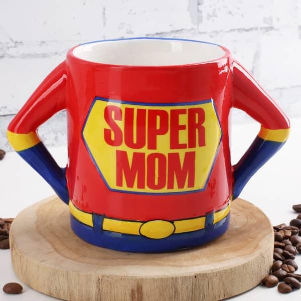Super Mom Tasse