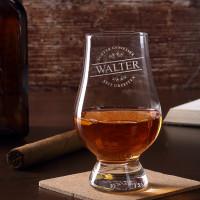 Glencairn Whisky Nosingglas für echte Geniesser graviert mit Wunschname