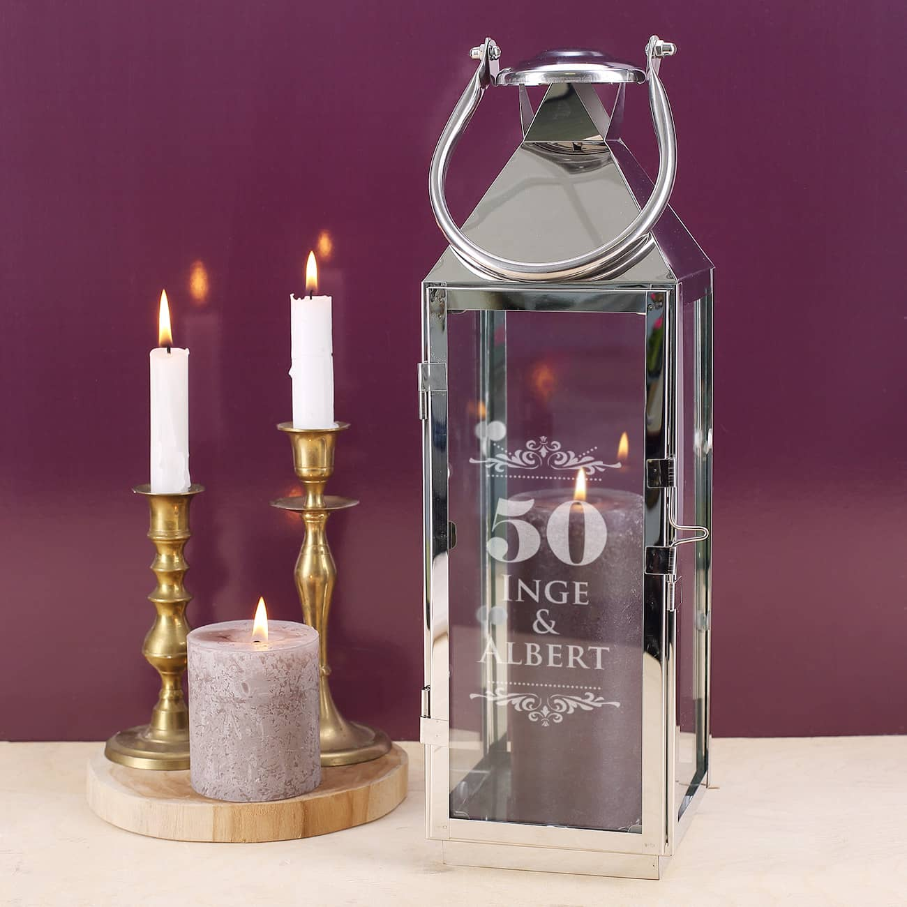 Geschenke Zur Goldenen Hochzeit Personalisiert