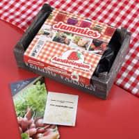 Jammies Box - Erdbeeren zum selber pflanzen