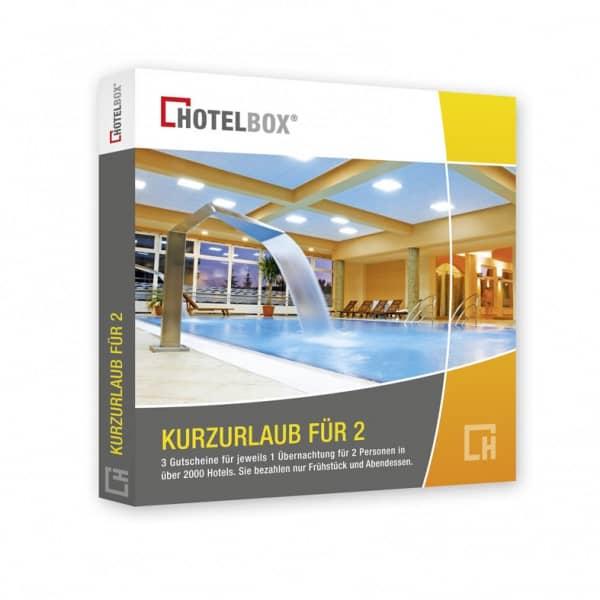 Hotelbox Kurzurlaub
