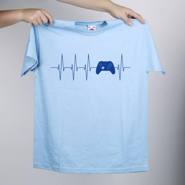 Kinder T Shirt Spielkonsole, Gr. 152