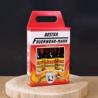 Lösch-Tröpfchen - Likörbox für Feuerwehrmänner