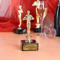 Personalisierter Pokal mit Wunschgravur, klein