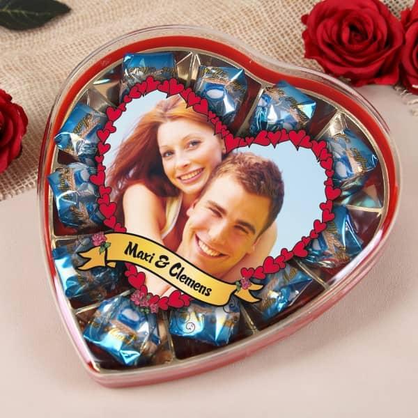 Pralinen für Verliebte