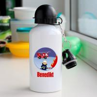 Trinkflasche - Feuerwehrmann
