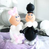 DIY-Ballon-Set zur Hochzeit