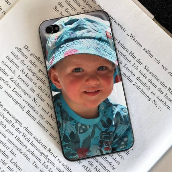 Jelliskin für iPhone 4 mit Ihrem schönsten Foto