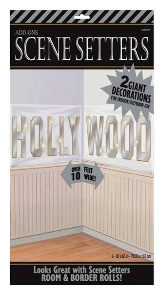 Wandszenario Hollywood