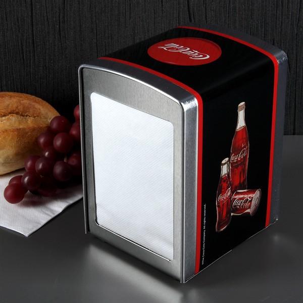 Serviettenspender Coca Cola