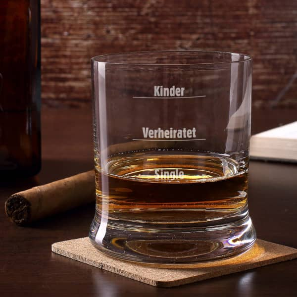 Leonardo Whiskyglas