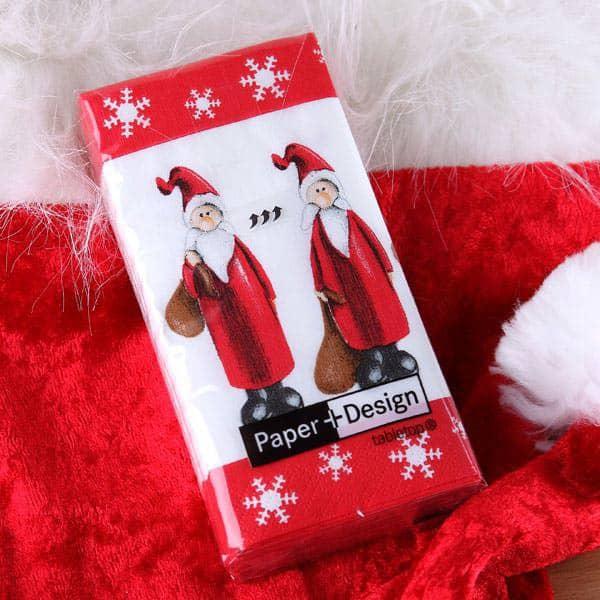 Taschentücher - Weihnachtsmann