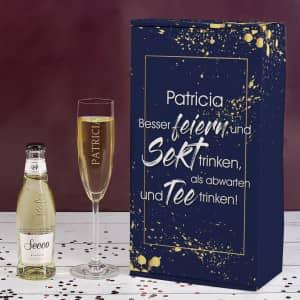 Alkoholische Geschenke zum 18. Geburtstag