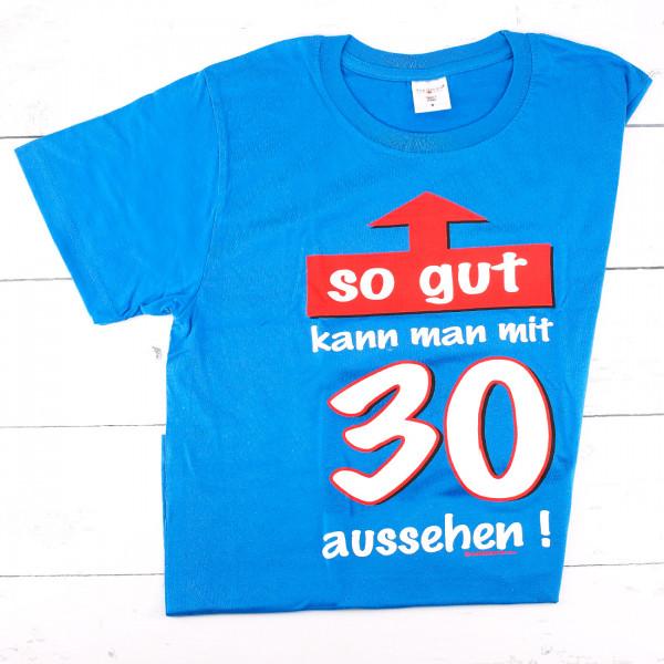 T-Shirt zum 30. Geburtstag
