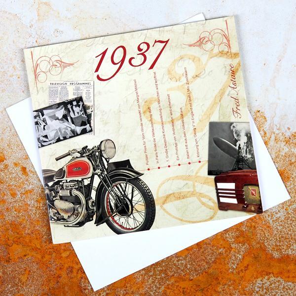 20 original Chart Hits aus dem Jahr 1937