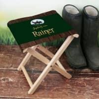 Klapphocker für Jäger - Jagdsitz von...