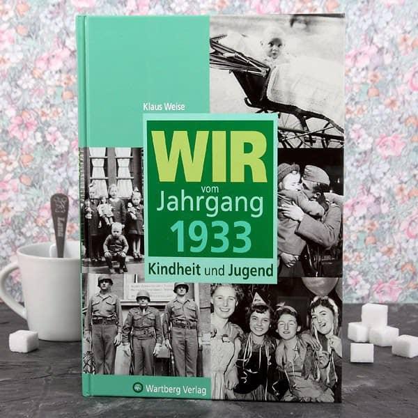 Jahrgangsbuch 1933