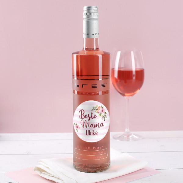 BREE Weinflasche für die beste Mama zum Muttertag