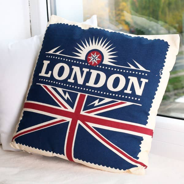 Kissen Union Jack London