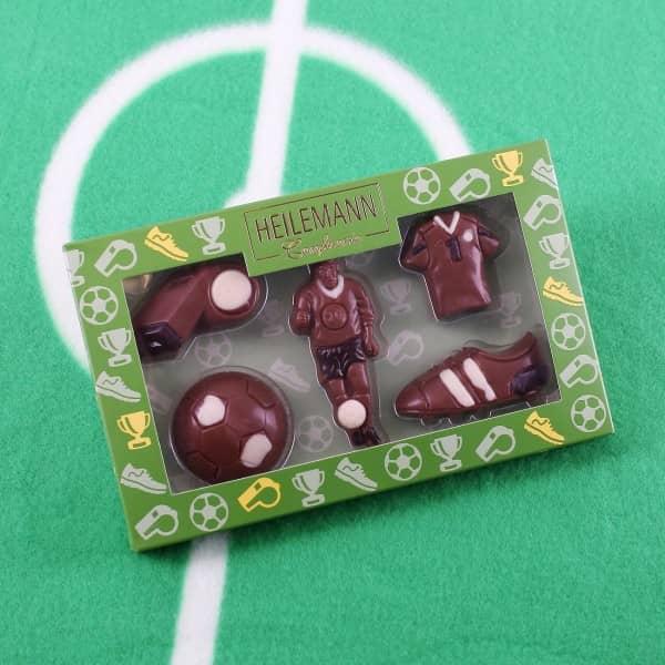 Schokoladen Figuren – Fußball