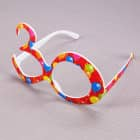 Rote Party Brille - 30
