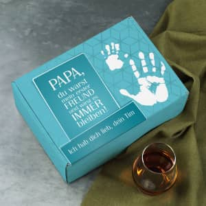 Geschenkverpackung zum Vatertag