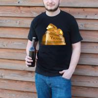T-Shirt zum 20. Geburtstag mit Name