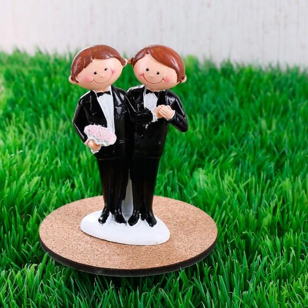 Hochzeitspaar Mr & Mr