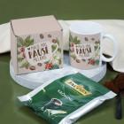Mach mal Pause - kleines Geschenkset mit wahlweise Kaffee oder Cappuccino