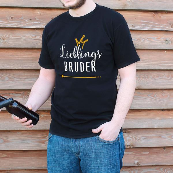 Lieblings... Herren  T-Shirt mit Wunschtext