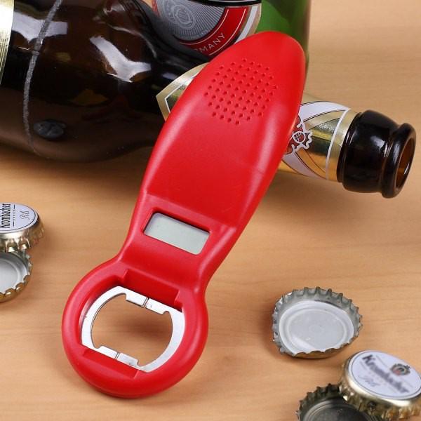 Flaschenöffner mit Digitalem Zähler