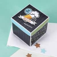 Überraschungsbox für Männer zum Geburtstag - Heute ist dein Tag!