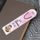 Lesezeichen mit Foto für Mama, Oma, Tante, Schwester etc. - mit Name