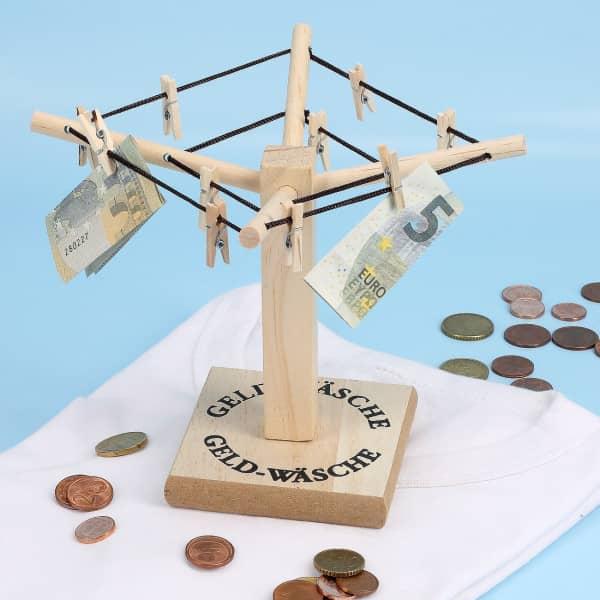 Geldwäsche-Spinne mit Annleitung