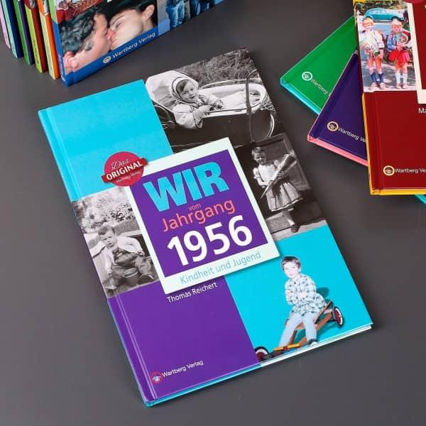 Jahrgangsbuch 1956 Kindheit und Jugend