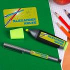 Sticker-Set für Kinder mit Laserschwert