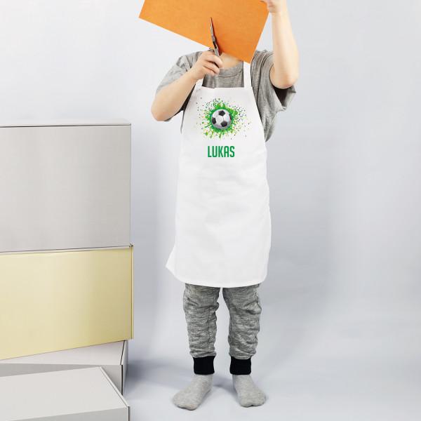 Werkenschürze für Kinder