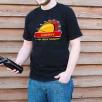 T-Shirt Vollgas zum 18. Geburtstag