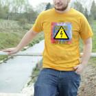 Lustiges T-Shirt für den perfekten Elektriker