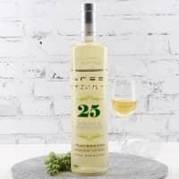 1,5 L BREE Magnum-Weinflasche zur Silberhochzeit