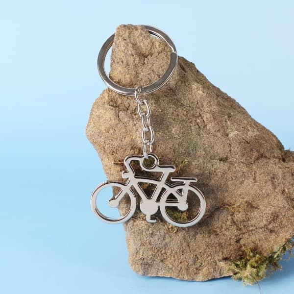 Metall Schlusselanhanger Fahrrad