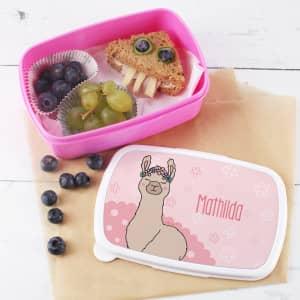 Brotdose für Kinder mit Name personalisiert