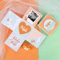 Überraschungsbox zum Verkünden der Schwangerschaft - Du wirst ...