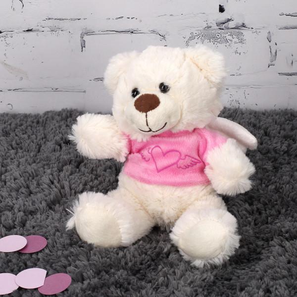 Teddy mit Flügeln