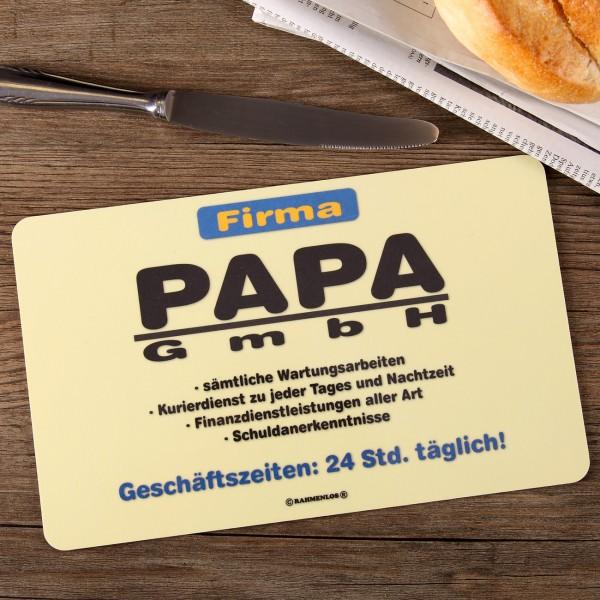 Brettchen Papa GmbH