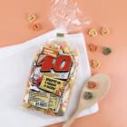 Zahlen-Nudeln zum 40. Geburtstag