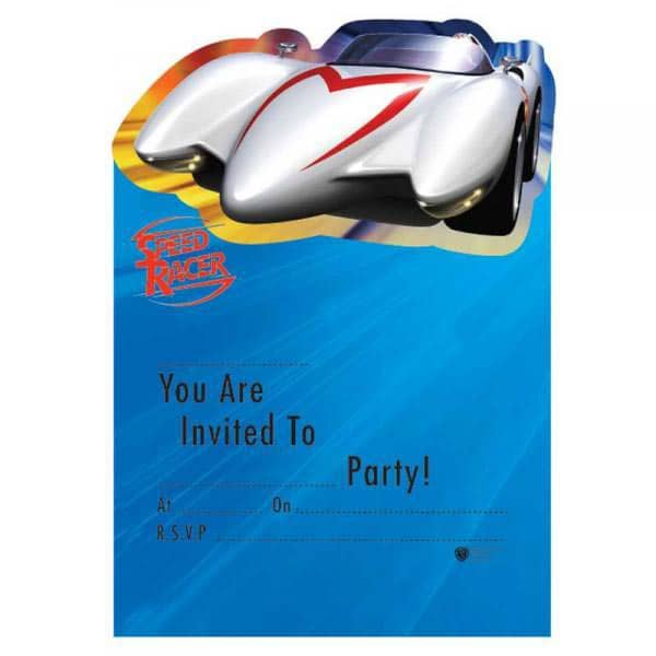 Einladung zum Kindergeburtstag