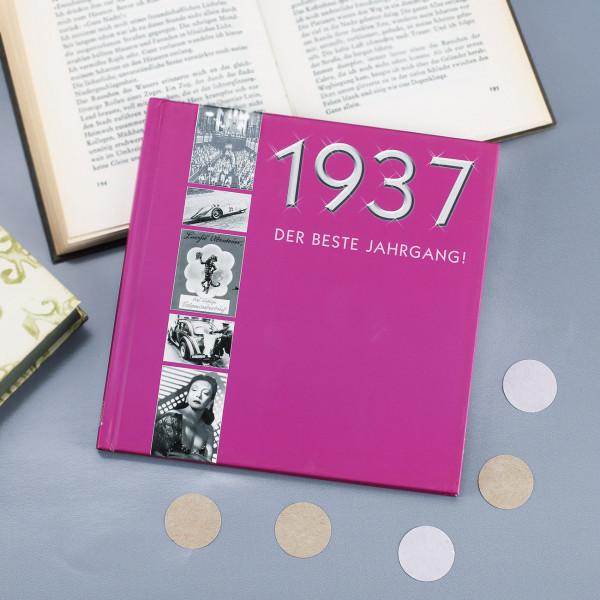 Jahrgangsbuch 1937 - Der beste Jahrgang !